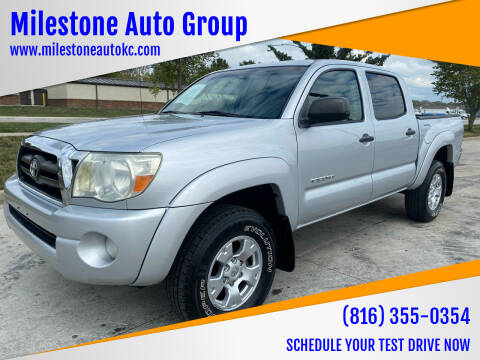 2005 Toyota Tacoma for sale at Milestone Auto Group in Grain Valley MO