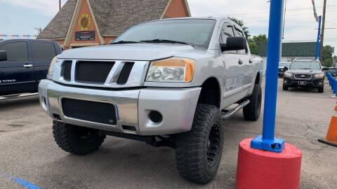 2009 Nissan Titan for sale at Nations Auto Inc. II in Denver CO