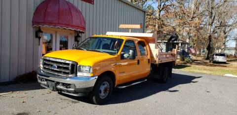 2002 Ford F-350 Super Duty for sale at Bethlehem Auto Sales LLC in Hickory NC