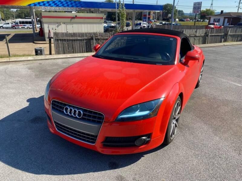 2009 Audi TT for sale at Z Motors in Chattanooga TN