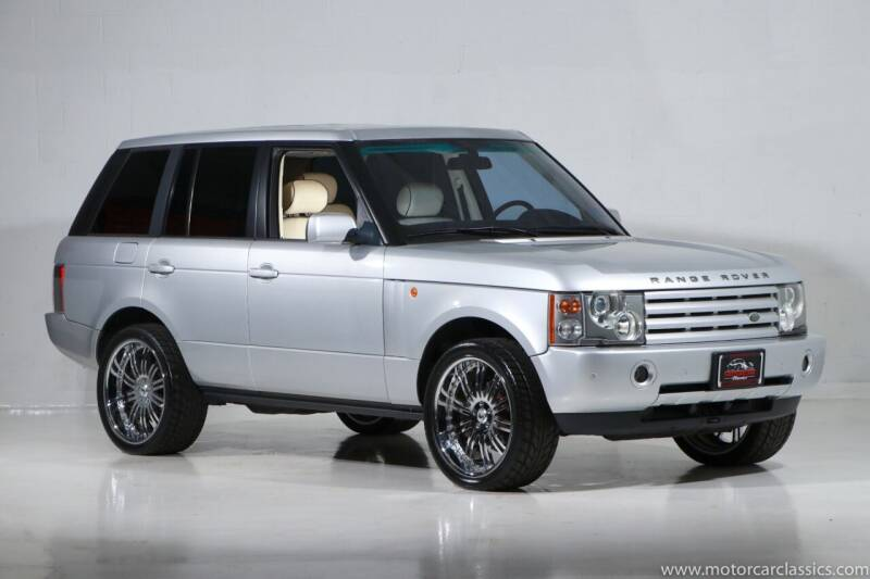 2004 Land Rover Range Rover for sale at Motorcar Classics in Farmingdale NY