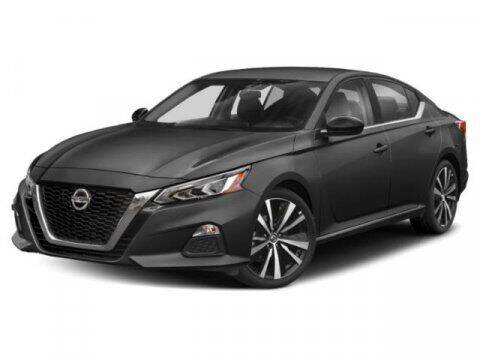 2020 Nissan Altima for sale at DAVID McDAVID HONDA OF IRVING in Irving TX