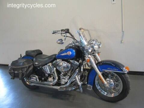 2004 Harley-Davidson Heritage Softail Classic for sale at INTEGRITY CYCLES LLC in Columbus OH