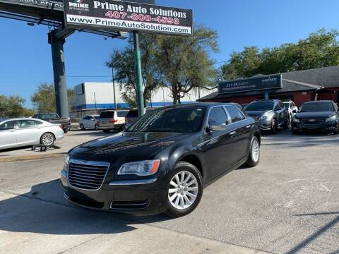 2011 Chrysler 300 for sale at Prime Auto Solutions in Orlando FL
