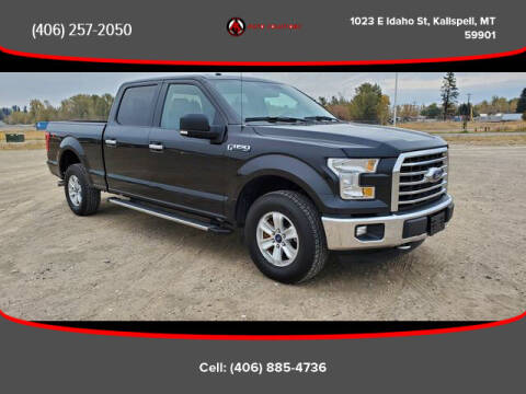2015 Ford F-150 for sale at Auto Solutions in Kalispell MT