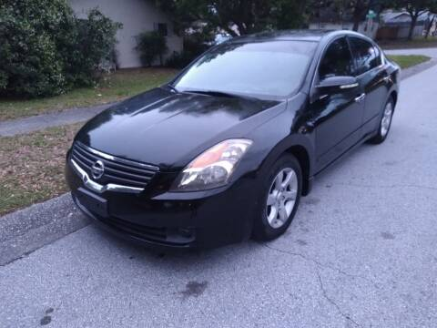 2009 Nissan Altima for sale at Low Price Auto Sales LLC in Palm Harbor FL