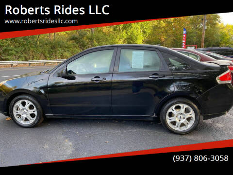 2009 Ford Focus for sale at Roberts Rides LLC in Franklin OH