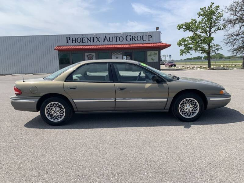 1995 Chrysler Concorde for sale at PHOENIX AUTO GROUP in Belton TX