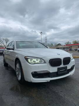 2015 BMW 7 Series for sale at City to City Auto Sales in Richmond VA