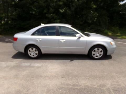 2010 Hyundai Sonata for sale at West End Auto Sales LLC in Richmond VA
