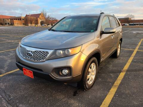 2011 Kia Sorento for sale at AA Auto Sales LLC in Columbia MO
