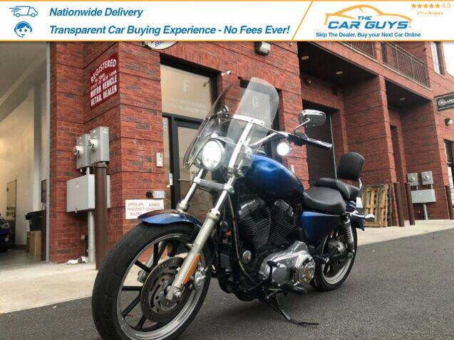 2011 Harley-Davidson Sportster for sale at The Car Guys in Staten Island NY