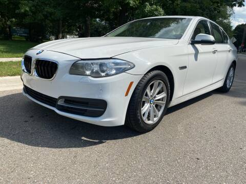 2014 BMW 5 Series for sale at Mikhos 1 Auto Sales in Lansing MI