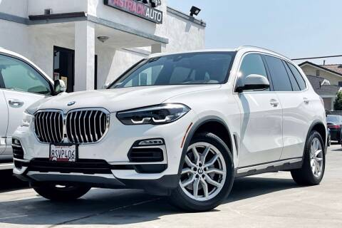 2020 BMW X5 for sale at Fastrack Auto Inc in Rosemead CA