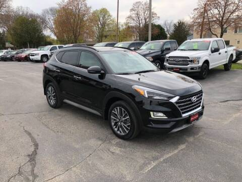 2020 Hyundai Tucson for sale at WILLIAMS AUTO SALES in Green Bay WI
