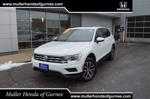 2019 Volkswagen Tiguan for sale at RDM CAR BUYING EXPERIENCE in Gurnee IL