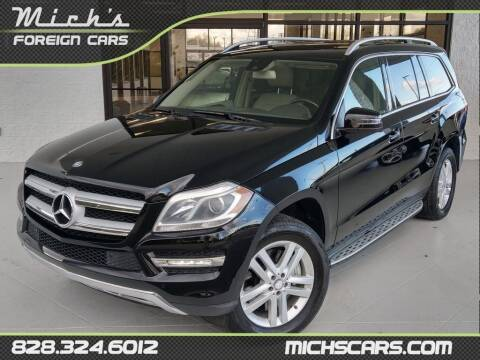 2014 Mercedes-Benz GL-Class for sale at Mich's Foreign Cars in Hickory NC