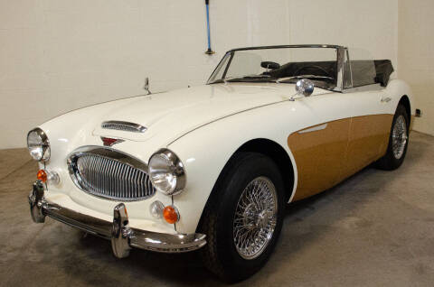 1966 Austin-Healey 3000 BJ8 for sale at Its Alive Automotive in Saint Louis MO