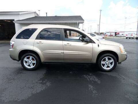 2005 Chevrolet Equinox for sale at Budget Corner in Fort Wayne IN