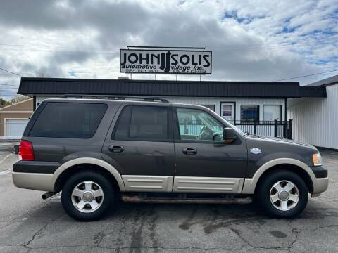 2006 Ford Expedition for sale at John Solis Automotive Village in Idaho Falls ID