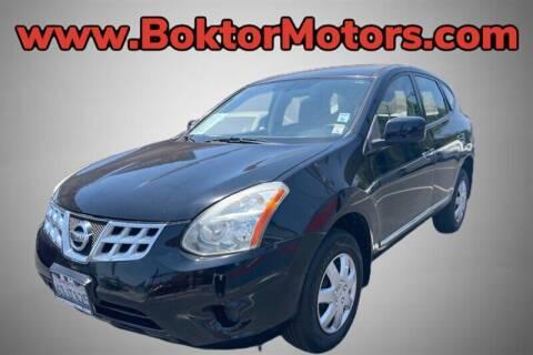 2011 Nissan Rogue for sale at Boktor Motors in North Hollywood CA
