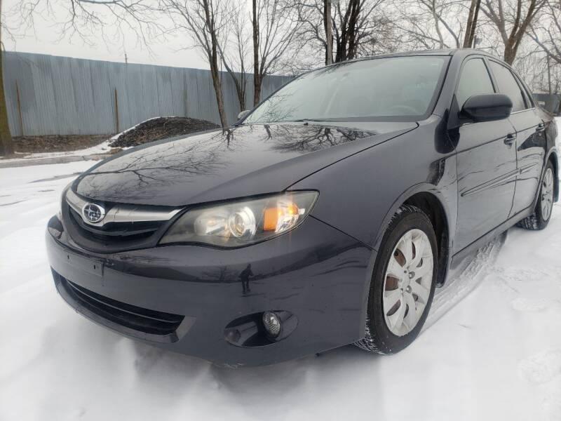 2010 Subaru Impreza for sale at Flex Auto Sales in Cleveland OH