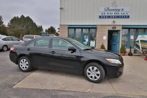 2011 Toyota Camry for sale at Danny's Auto Deals in Grafton WI