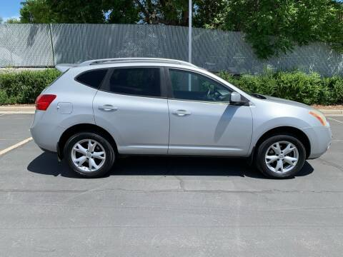 2009 Nissan Rogue for sale at BITTON'S AUTO SALES in Ogden UT