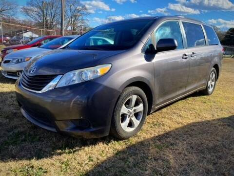 2011 Toyota Sienna for sale at Cutiva Cars in Gastonia NC