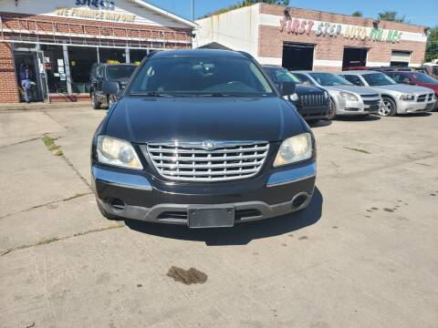 2006 Chrysler Pacifica for sale at Liberty Auto Show in Toledo OH
