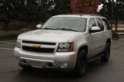 2012 Chevrolet Tahoe for sale at Top Gear Motors in Lynnwood WA