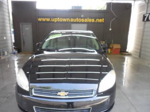 2011 Chevrolet Impala for sale at Uptown Auto Sales in Charlotte NC