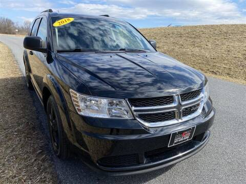 2018 Dodge Journey for sale at Mr. Car City in Brentwood MD