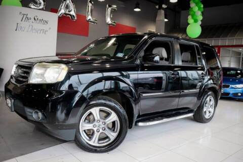 2012 Honda Pilot for sale at Quality Auto Center in Springfield NJ