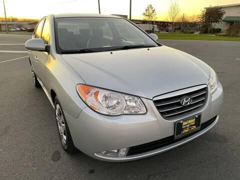 2009 Hyundai Elantra for sale at Shell Motors in Chantilly VA