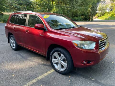 2008 Toyota Highlander for sale at Car World Inc in Arlington VA