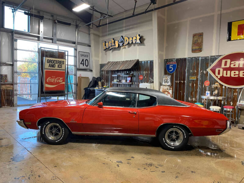 1971 Buick Gran Sport for sale at Cool Classic Rides in Redmond OR