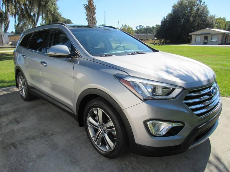 2016 Hyundai Santa Fe for sale at D & R Auto Brokers in Ridgeland SC