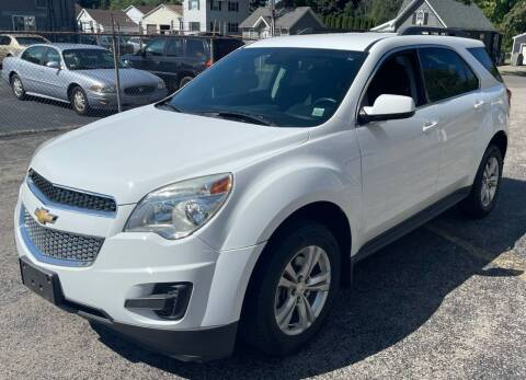 2012 Chevrolet Equinox for sale at Select Auto Brokers in Webster NY