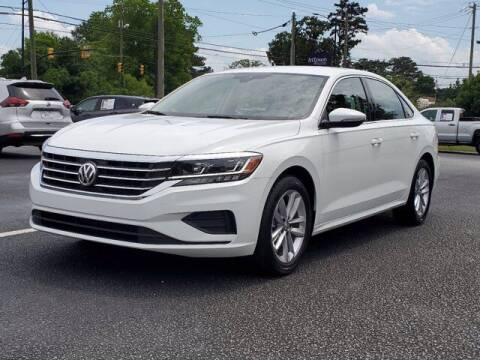 2020 Volkswagen Passat for sale at Gentry & Ware Motor Co. in Opelika AL