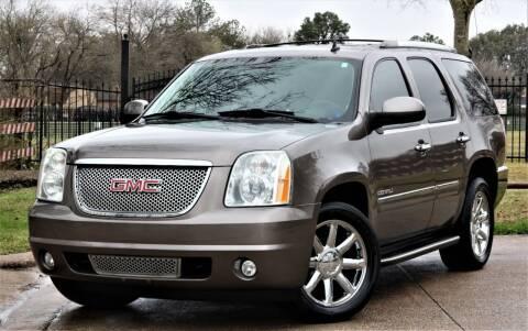 2011 GMC Yukon for sale at Texas Auto Corporation in Houston TX