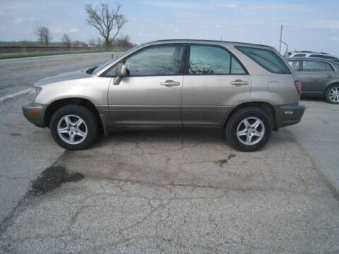 1999 Lexus RX 300 for sale at BEST CAR MARKET INC in Mc Lean IL