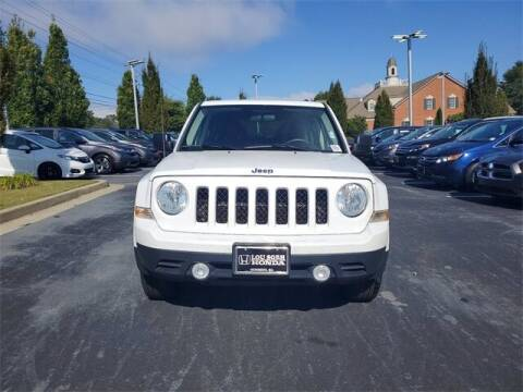 2013 Jeep Patriot for sale at Southern Auto Solutions - Georgia Car Finder - Southern Auto Solutions - Lou Sobh Honda in Marietta GA