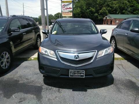 2013 Acura RDX for sale at AUTOPLEX 528 LLC in Huntsville AL