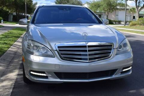 2010 Mercedes-Benz S-Class for sale at Monaco Motor Group in Orlando FL