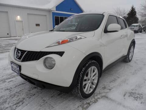 2013 Nissan JUKE for sale at America Auto Inc in South Sioux City NE