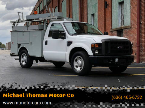 2008 Ford F-350 Super Duty for sale at Michael Thomas Motor Co in Saint Charles MO