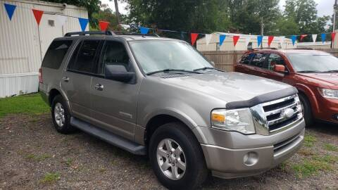 2008 Ford Expedition for sale at Lakeview Auto Sales LLC in Sycamore GA