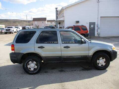 2005 Ford Escape for sale at ROUTE 119 AUTO SALES & SVC in Homer City PA