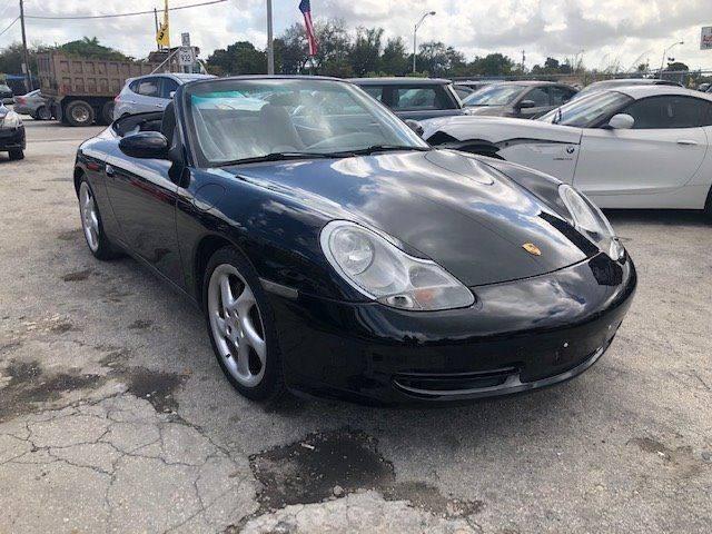 2000 Porsche 911 for sale at Solares Auto Sales in Miami FL